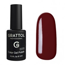 Гель-лак Grattol Red Brown (023)