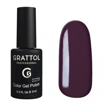 Гель-лак Grattol Dark Purple (054)