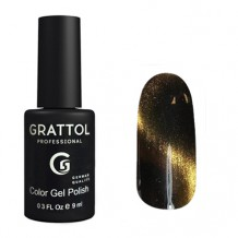 Grattol Color Gel Polish Mystery Cat 02
